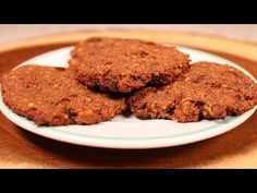 Best Oil Free, Sugar Free Chocolate Chocolate Chip Cookies: The Whole Food Plant Based Recipes - YouTube