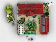 LEGO IDEAS - A Nice Day at the Farm Lego Moc, Lego Ideas, Nice, Toys, Projects, Activity Toys, Log Projects, Blue Prints, Toy