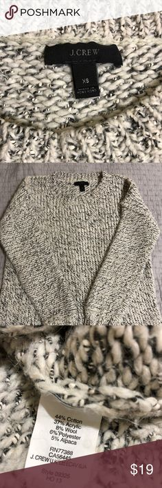 J.crew marled sweater. Good condition. Smoke and pet free. J. Crew Sweaters