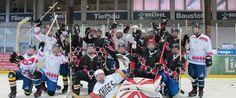 Teambuilding Indoor | Eishockey Training Team-Event. Durchführbar in zahlreichen Orten in NRW, Rheinland-Pfalz, Hessen. Von TAKE A LOOK Eventagentur Köln.