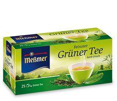 Feinster Gruener Tee