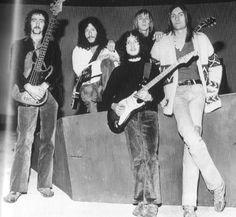 Fleetwood Mac, circa 1969.
