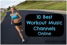 10 Best Workout Music Channels Online