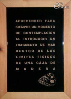 """Díptico"". Manuela Malia. Soporte: Madera"