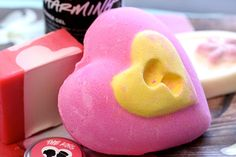 Shower Me With Your Lush: These Luscious Limited Edition Lush Valentine's Day Products Make Hearts Beat and Bath Time Sweet - Makeup and Beauty Blog Good.