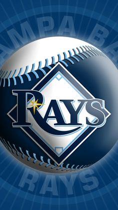 Tampa Bay Lightning Logo, Minor League Baseball, Major League, Tampa Bay Rays Baseball, Rays Logo, World Baseball Classic, Mlb Wallpaper, Buster Posey, Mlb Teams
