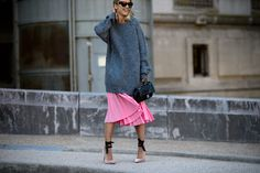 Slideshow: Street Style: Shop The Most Inspiring Looks From Paris Fashion Week