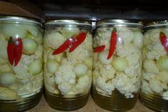 Nakladaný karfiol - obrázok 3 Cauliflower, Ale, Shrimp, Meat, Vegetables, Food, Cauliflowers, Ale Beer, Essen