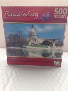 Washington Puzzle 500 Piece    eBay
