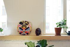 Pinjacolada: Visiting Marimekko home spring/summer 2016 Marimekko, Spring Summer 2016, Tuli, Planter Pots, Kitchen, Home Decor, Cooking, Decoration Home, Room Decor