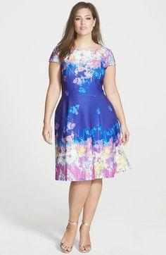 Sorprendentes vestidos para gorditas | Vestidos Colección 2015