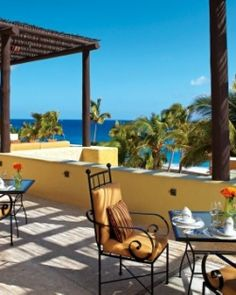Secrets Marquis Los Cabos ( Los Cabos, Mexico ) Be sure to try the stuffed chile with huitlacoche sauce at Vista Bellenas. #Jetsetter #JSBeachDining