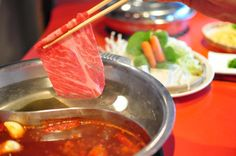 SHABUWAY's fresh and tender Kobe beef melts in your mouth.