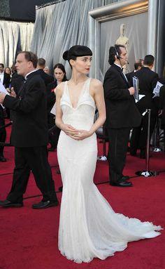 Rooney Mara - Red Carpet Academy Awards 2012