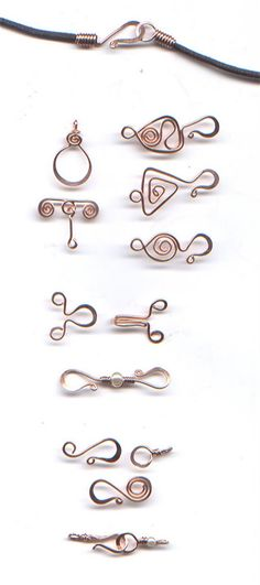 68 wiring wrapping diy jewelry