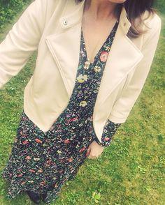 Veste Zara robe American Vintage