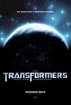 """Transformers 5 """"Maybe"""""""