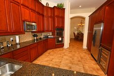 Kitchen by Signature Florida Homes