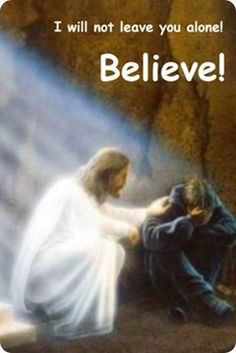Religious fantasy that a god is always with us though the Holy Spirit once we ask Jesus into our heart - Religion the most long lasting, fraudulent, bogus Ideology ever concocted & imposed in Human History ! Jesus Art, Jesus Is Lord, Saint Esprit, Jesus Pictures, Lds Pictures, Children Pictures, Party Pictures, Heavenly Father, Religious Art