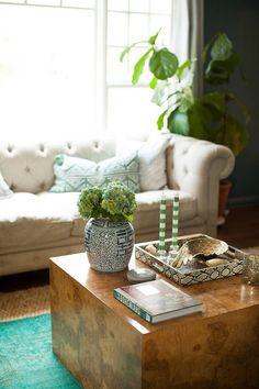Love Seeing The New Boho Book in Shavonda Gardner's home in Glitter Guide!