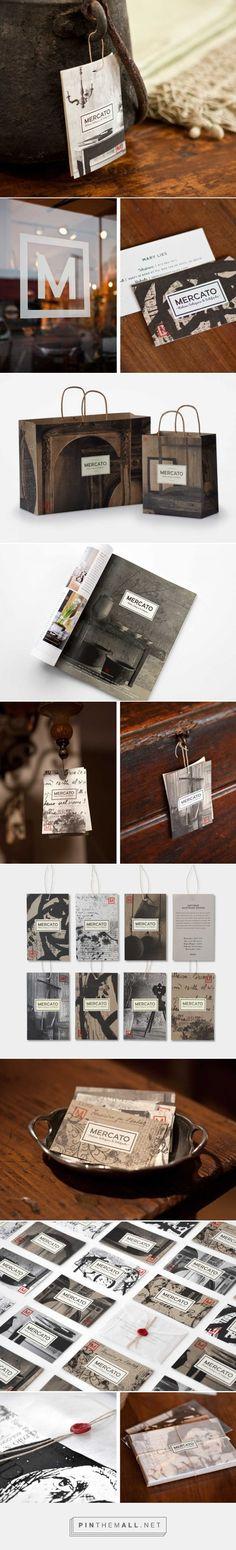 Mercato Antiques Branding by Design Ranch | Fivestar Branding – Design and Branding Agency & Inspiration Gallery