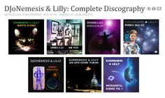 DJoNemesis & Lilly: Complete Discography on DEApress.