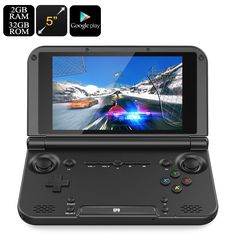 GPD XD Android Portable Game Console - 3D Game Support, Quad-Core CPU, 5.5 Inch  #GPD