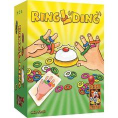 Ring L Ding 999games motorische vaardigheden, reactiesnelheid, combinatievermogen +4j