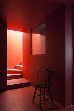 La casa de Maria Severa, reconvertida en un centro cultural dedicado al fado. Lisboa. José Adrião arquitectos