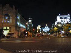 Calles de Madrid2006/ Paseito por la calle de la Alcalá desde la Plaza de Cibeles #vidamadrid #Madrid #madridtme #instamadrid #igersmadrid #ok_madrid #madridgrafias #madridmemola #madridmemata #loves_madrid #ig_madrid #igers #マドリード #マドリッド #españa #instaespaña #callesdemadrid #calles #cielo #noche #callealcala