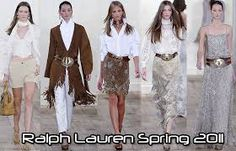Image result for 2011 ralph lauren spring collection