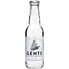 Gent Swiss Roots Tonic Water 0,2l - Unbedingt probieren! Big Bottle, Bottle Shop, Vodka Bottle, Water Bottle, Tonic Water, Gin And Tonic, Glass Packaging, Beverage Packaging, Energy Drinks