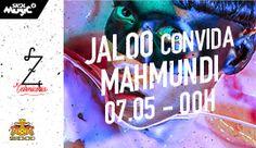 Jaloo faz música pop, eletrônica e experimental, mas que não parece com nada do que se espera dessas definições. Jaloo remexe as músicas de artistas como Rihanna e Donna Summer, sem medo de sacrilégio, e deixa com sua cara. Jaloo compõe, canta, interpreta, remixa, arranja e produz. Seu primeiro álbum, #1, está saindo agora pela StereoMono, selo Skol Music. #Jaloo #Mahmundi #SkolMusic #livepass
