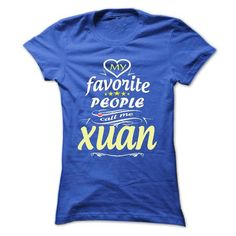 Nice It's an XUAN thing, you wouldn't understand!