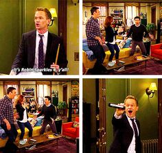 Barney :) funniest moment ever! How I Met Your Mother #himym