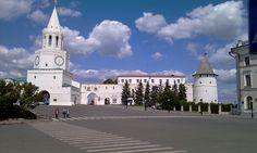 Kazan Kremlin, Kazan Russia