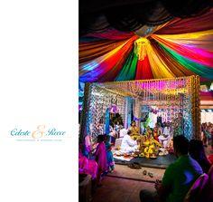 Vishala & Jose Hindu Indian Wedding 42