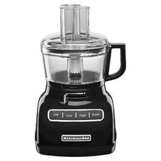 KitchenAid® 7-Cup Food Processor with ExactSlice™ System- KFP0722