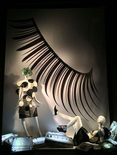 >>>Cheap Sale OFF! >>>Visit>> Sight at Bergdorf Goodman (March Fashion Window Display, Window Display Design, Store Window Displays, Retail Displays, Visual Merchandising Displays, Visual Display, Retail Windows, Store Windows, Boutique Interior