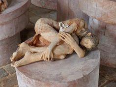 Fanny Ferré, sculpteur Theme Mickey, Art Sculpture, Ferrat, Art Dolls, Sculpting, Clay, Gourd, Batman, Brass