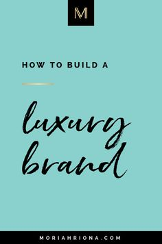 Wondering how to attract higher paying clients for your small business? The answer is luxury branding! Click through to learn more. Poster Cars, Poster Sport, Poster Retro, Branding Your Business, Personal Branding, Creative Business, Business Tips, Luxury Marketing, Marketing Branding