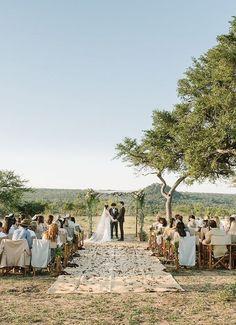 Australian Outback Wedding   Bush wedding, Wedding ...