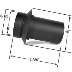 6'' DSP Masonry Adaptor - DSP-6MA ** Be sure to check out this awesome product.