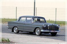 1961 Mercedes-Benz W110 (190, 190D)(01) | by Georg Sander