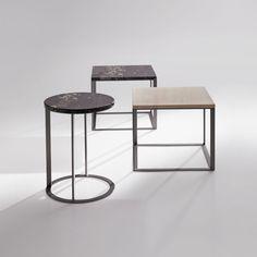 Beistelltische: LITHOS – Kollektion: Maxalto – Design: Antonio Citterio