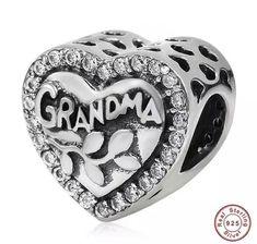Bracelet Pandora Charms, Charm Bracelets, Argent Sterling, Sterling Silver, 925 Silver, Love Charms, Transparent, Heart Charm, Free