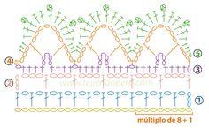Учебник: балдахин для реализации тканые вязание крючком