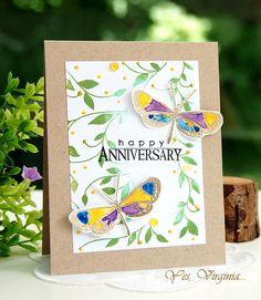 Yes, Virginia...: Happy 30th Anniversary! http://virginialusblog.blogspot.ca/2016/08/happy-30th-anniversary.html