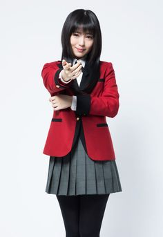 The official website for the live-action series adaptation of Kakegurui (Kakegurui: Compulsive Gambler) manga revealed that Minami Hamabe will play as Yumeko Jabami. The live-action series is sched… News Anime, Gambling Machines, Tv Tropes, Tokyo Otaku Mode, Kaichou Wa Maid Sama, Gambling Quotes, Healthy People 2020 Goals, Looks Cool, Live Action