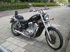 The Suzuki Intruder is a series of cruiser motorcycles made by Suzuki from 1985 to 2005. After 2005, the Intruder lineup was replaced by the Boulevard range. In Europe, the Intruder name remains in use on certain models. The VS Intruder bikes all have 4-stroke V-twin engines. The Intruder line started life in North America with the Intruder 700 and the Intruder 1400, which was actually a 1360cc machine. The smaller version was designed to be small enough to escape the projected 45% US…